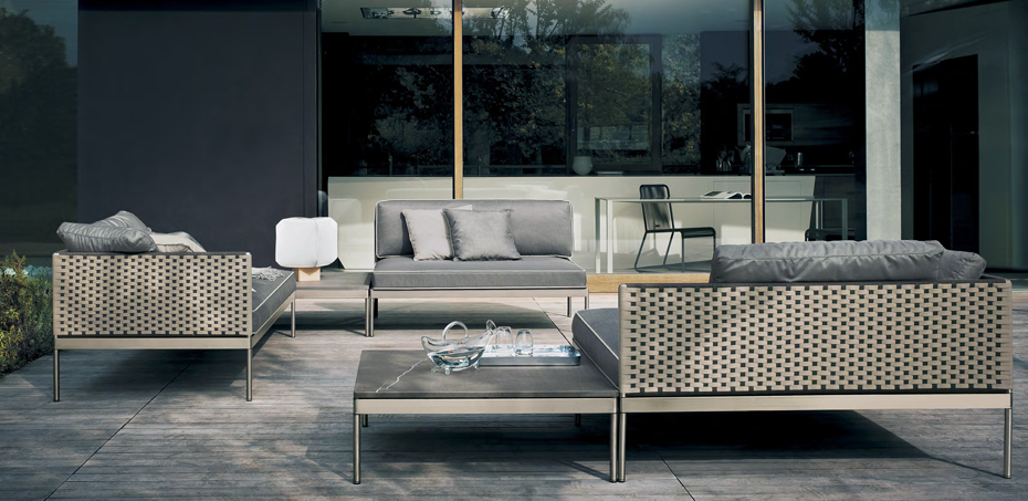 basket roda outdoor - Muebles Italianos