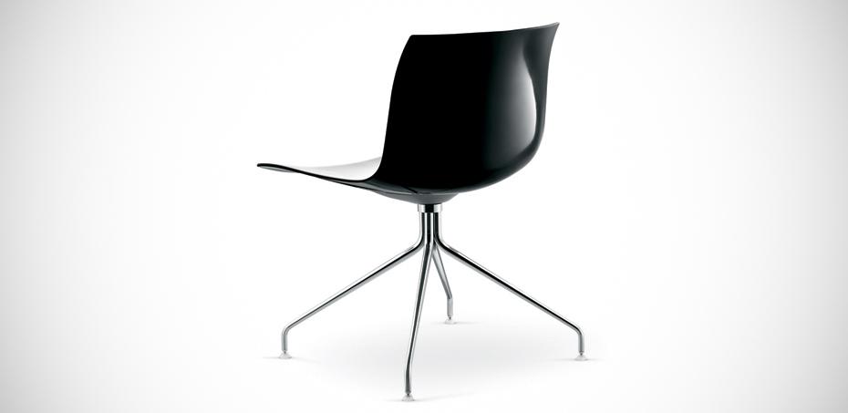 sillas de dise o catifa 53 por arper dise adores lievore. Black Bedroom Furniture Sets. Home Design Ideas