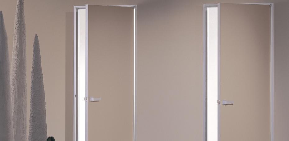 Puertas interiores doors por citterio dise adores for Puertas italianas interior