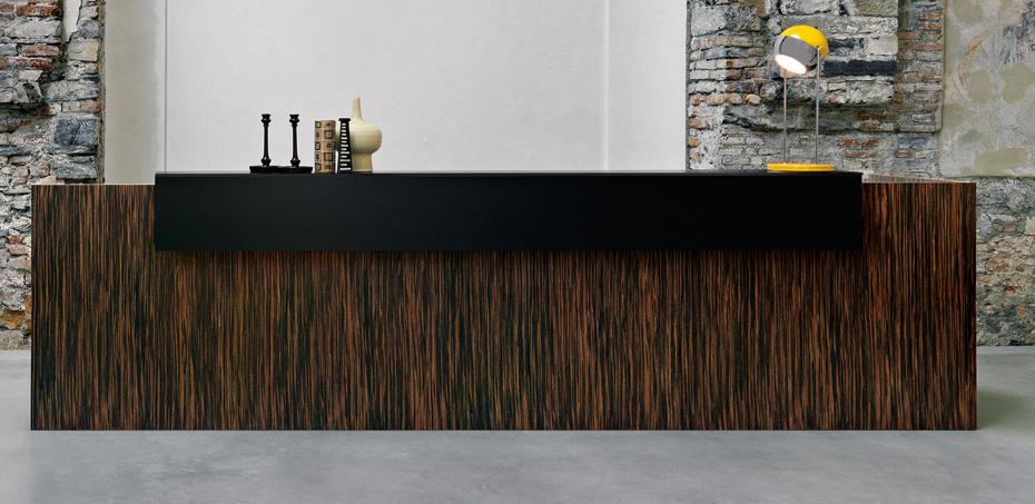 Muebles de recepcion factory por sinetica dise adores for Muebles de recepcion