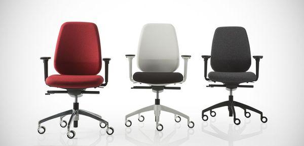 Sillones de oficina italianos: las sillas de oficina de diseño
